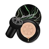 Firstfly Mushroom Air Cushion CC Cream Moisturizing Concealer Makeup Base Primer...