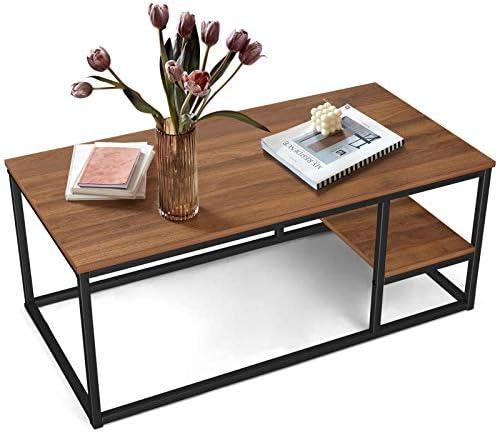 Amzdeal Coffee Table