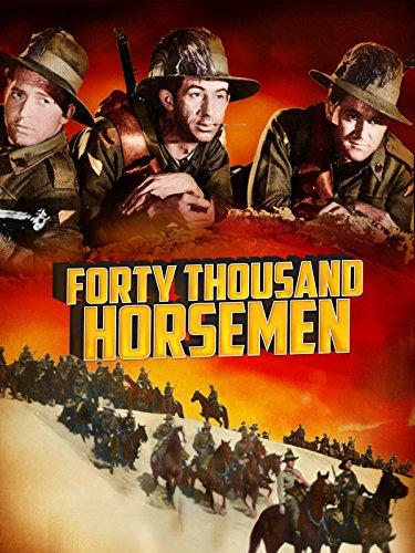 Light Horse - Forty Thousand Horsemen