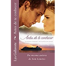 Antes de te conhecer (Portuguese Edition)