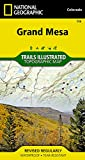 Grand Mesa (National Geographic Trails Illustrated Map)