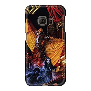 Samsung Galaxy S6 MpA12277mxmp Unique Design Lifelike Edguy Band Skin Scratch Resistant Hard Phone Case -RitaSokul