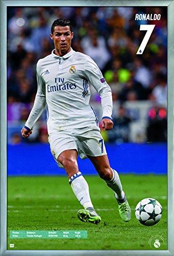 Trends International Real Madrid - Christiano Ronaldo Wall Poster, 24.25