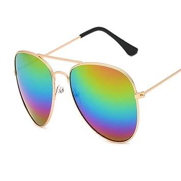 XBSD Gafas de Sol clásicas de Gran tamaño Aviador Unisex ...