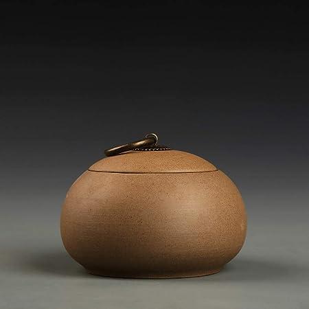 DongGuanShiHongBoZhu Cafetera sellada de cerámica con Tapa, té ...