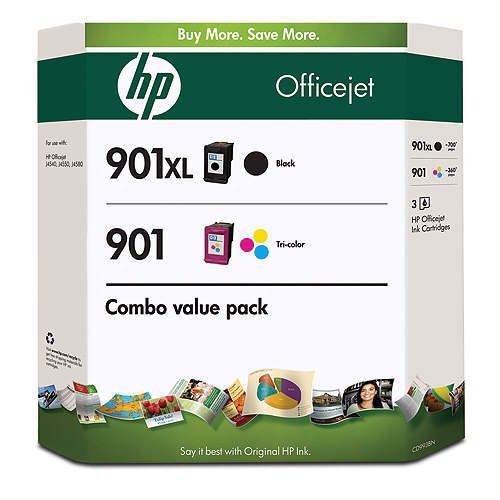 HP Inkjet Cartridges Magenta Packaging product image