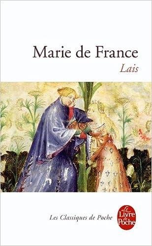 Lais Le Livre De Poche French Edition Marie De France