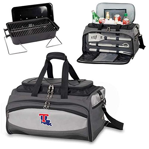 NCAA Louisiana Tech Bulldogs Buccaneer Tailgating Cooler with Grill