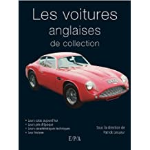 VOITURES ANGLAISES