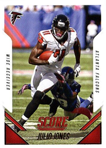 2015 Score Football Card #269 Julio Jones (Iowa State Football Score)