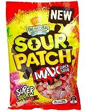 Sour Patch Kids Max Super Sour Gummy Candy, 12 x 170 Grams
