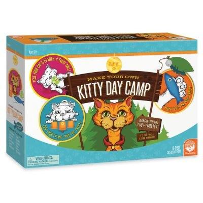 Kitty Own (MindWare Make Your Own Kitty Day Camp)