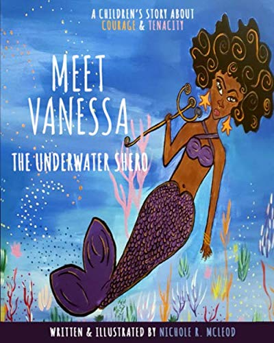 Meet Vanessa the Underwater Shero