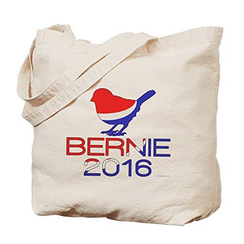 CafePress–Birdie Sanders 2016–Gamuza de bolsa de lona bolsa, bolsa de la compra