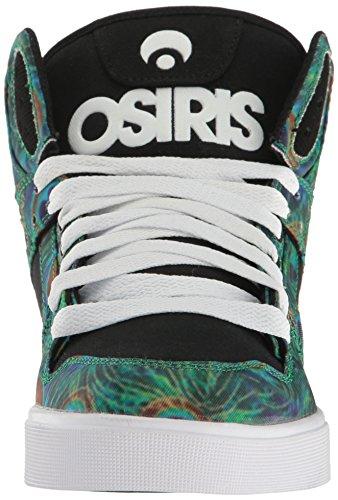 Osiris Frauen Clone Skate Schuh Pfau