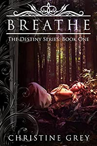 Breathe by Christine Grey ebook deal