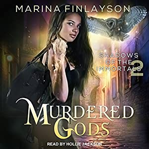 Murdered Gods Audiobook