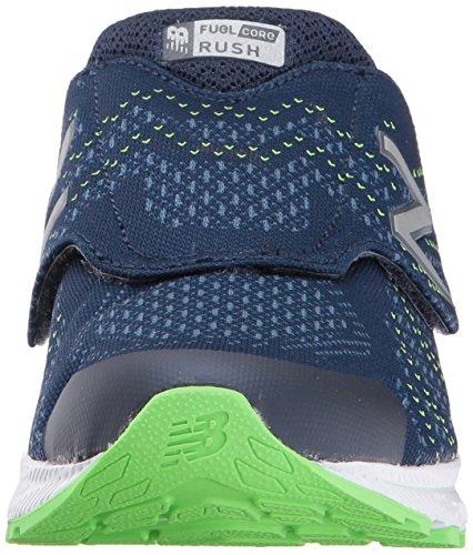 New Balance Unisex-Baby KVRUSV3I Kinder Schuhe Navy
