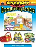 Literacy Through Dramatic Play Centers, Mara Ellen Guckian, 0743933788