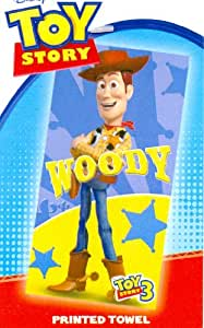 Toalla Toy Story Woody Bano Playa Piscina Ducha Bebes Ninos Decor Infantil