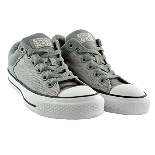 Converse Chuck Taylor All Star High Street Ox Dolphin/dolphin/white Size 6 (Converse Ox Grey)
