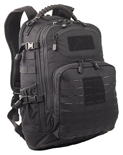 Elite Survival Systems Pulse - 24-hour Backpack Elite Survival Systems 7701-B Pulse - 24-hour Backpack Black by Elite Survival Systems