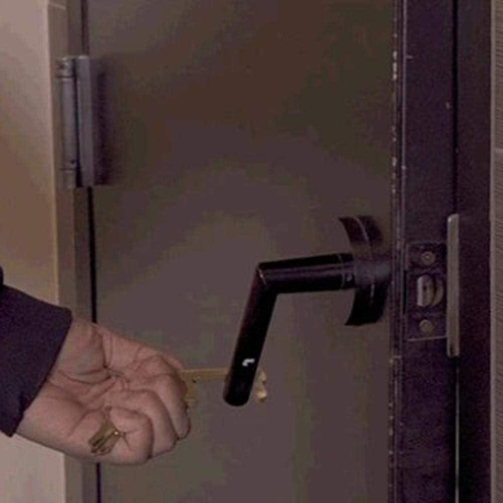 The Contactless Button Tool Non-Contact Door EDC Door Opener Opener Reusableno Touch Door Opener Hook Hygienic Door Handle Easy To Carry,Stylus Utlity Tool Elevator Press Stick