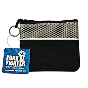 1087321e5ffb2 Funk Fighter Odorless Pocket Bag: Cosmetic Tote Bags: Amazon.com:  Industrial & Scientific