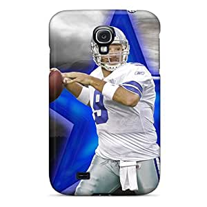 New Fashionable LifeLeader ClfII4085rbvHJ Cover Case Specially Made For Galaxy S4(dallas Cowboys 2013)