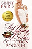 From bestselling author Ginny Baird, the New York Times and USA Today Bestseller!The Holiday Brides Collection (Books 1 - 4), a magical, heartwarming collection of holiday love stories.PRAISE FOR THE HOLIDAY BRIDESThe Christmas Catch (Book 1)...