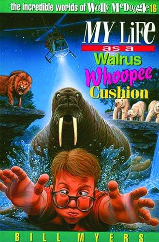 Walrus Whoopee Cushion Incredible McDoogle