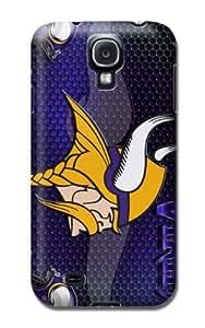 DIY Wonderful NFL Minnesota Vikings Protective Hard Case for Samsung Galaxy S4 i9500 i9505 i9502