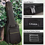 CAHAYA Electric Guitar Bag Gig Bag 6mm Padding