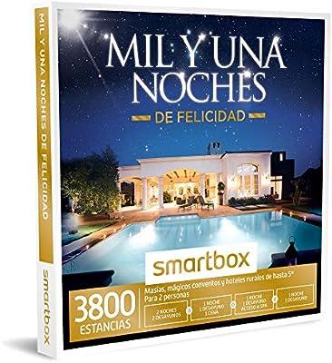 Smartbox - Caja Regalo -MIL Y UNA Noches DE Felicidad - 1545 ...