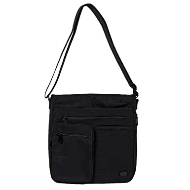 25933f1d67a4 Amazon.com  Lug Women s Monorail Convertible RFID Crossbody Bag ...