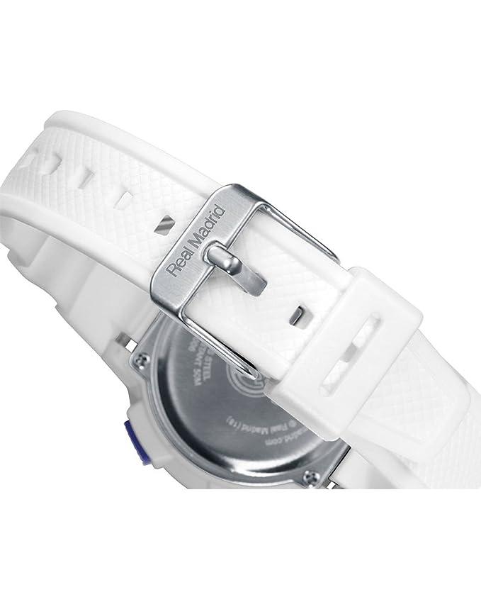 Amazon.com: Reloj real Madrid rmd0006 – 30 Boy niño Digital ...