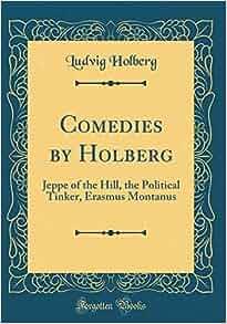 Books by Ludvig Holberg
