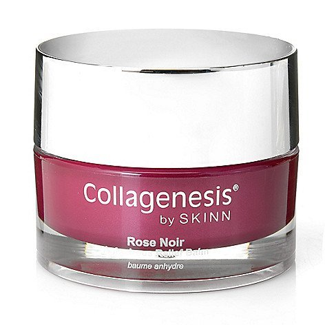 Collagenesis by Skinn Cosmetics Rose Noir Anhydrous Relief Balm 1 oz by Skinn Cosmetics