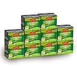 Chai Tea Latte - Cardamom Spiced Tea 100 Latte Tea Pouches (Unsweetened) By QuikTea