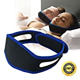 Segulife Adjustable Anti Snoring chin strap, Anti Snoring Device, Stop Snoring Jaw Strap