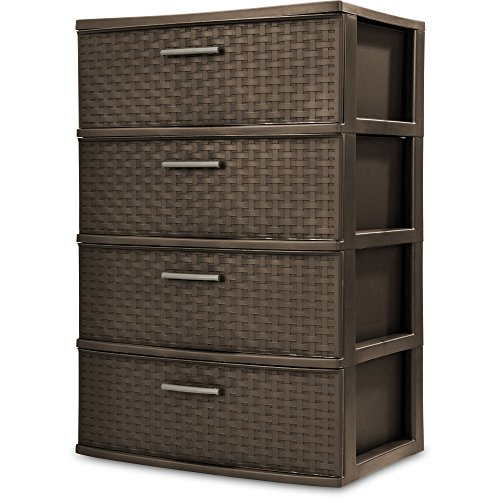 The 8 best plastic drawers for clothes