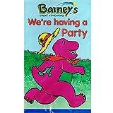 Barney Vintage Invitations w/ Env. (8ct)