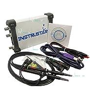 Test Equipment PC Based 5in1 USB Digital Oscilloscope 2CH 20MHz 48MS/s Spectrum Analyzer Data Recorder DDS Sweep