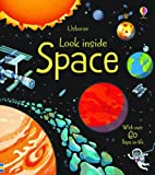 Look Inside Space (Look Inside (Usborne))