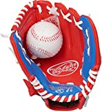 Rawlings Players 系列 9 英寸 PL91SR 青年棒球手套