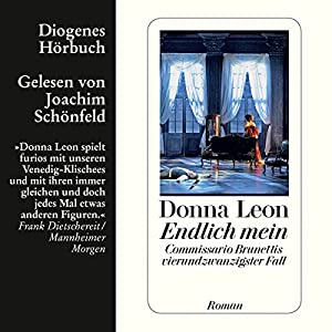 Endlich mein (Guido Brunetti 24) Audiobook