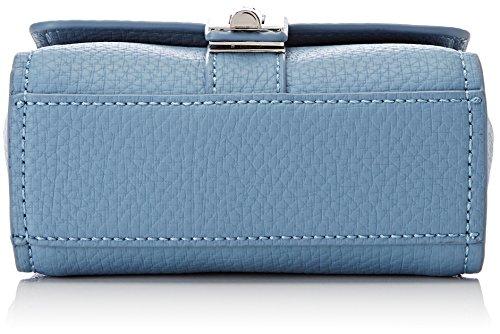 Ecoleather Bag Smooth light Bleu Jeans Mini Blue Suzanne Trussardi Bandoulière Sacs nq6HUg