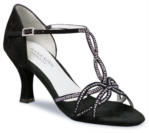 Anna Núcleo–Zapatos de baile para mujer 919–60ante