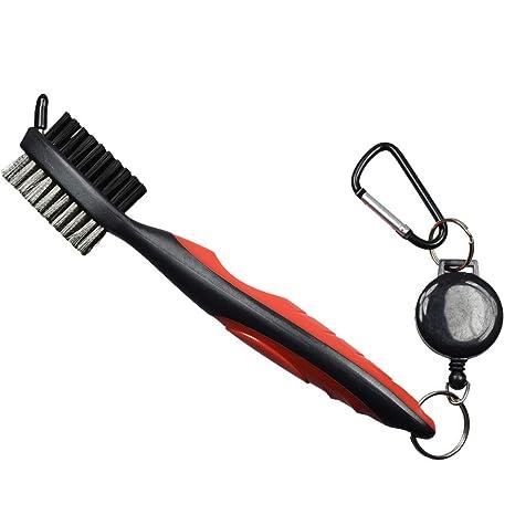 Jiyoujianzhu - Cepillo limpiador de 2 lados para palos de ...