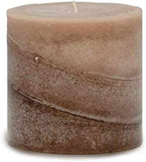 product image for Wicks N More Espresso/Coffee Scented Candles (3x3 Pillar)